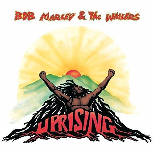 BOB MARLEY AND THE WAILERS Uprising LP Vinyl NEW 2015