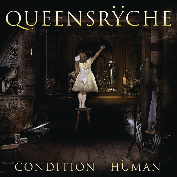 QUEENSRYCHE CONDITION HUMAN DOUBLE LP VINYL NEW 180GM 33RPM