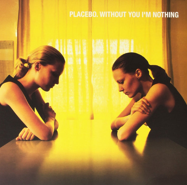 PLACEBO WITHOUT YOU I'M NOTHING LP VINYL NEW LIMITED YELLOW