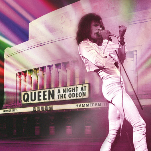 QUEEN A NIGHT AT THE ODEON LP VINYL NEW 33RPM