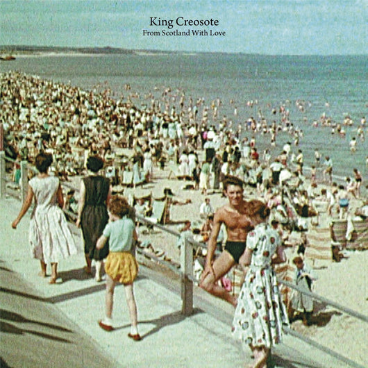 KING CREOSOTE From Scotland With Love LP VINYL NEW