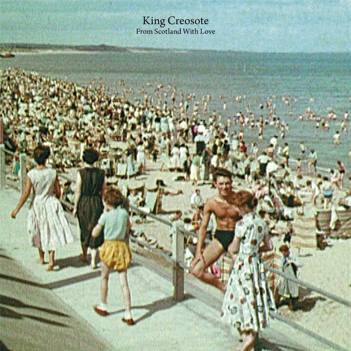 KING CREOSOTE From Scotland With Love Vinyl LP 2014