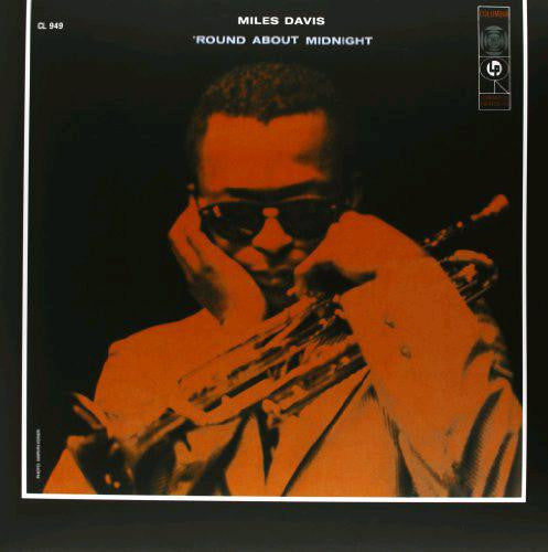 MILES DAVIS ROUND ABOUT MIDNIGHT2013 LP MONO LP VINYL NEW 33RPM