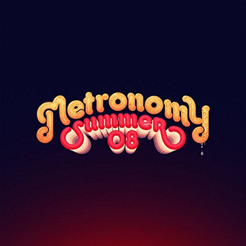 METRONOMY Summer 08 LP Vinyl & CD NEW