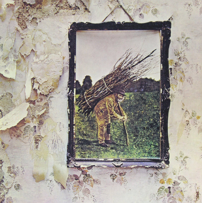 Led Zeppelin - IV (4) Vinyl LP Remastered 2014