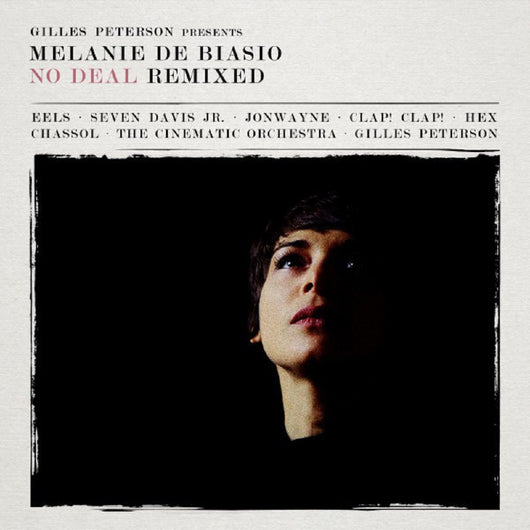 Melanie De Biasio ‎No Deal Remixed Vinyl LP New 2015