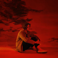 Lewis Capaldi Divinely Uninspired To A Hellish Extent Vinyl LP Indies Red New 2019
