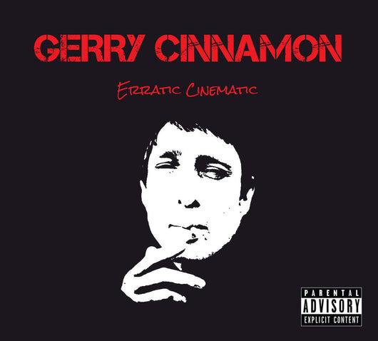 Gerry Cinnamon Erratic Cinematic CD NEW