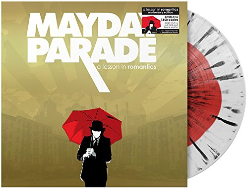 MAYDAY PARADE Lesson In Romantics 10th Anniv LP Vinyl NEW 2017