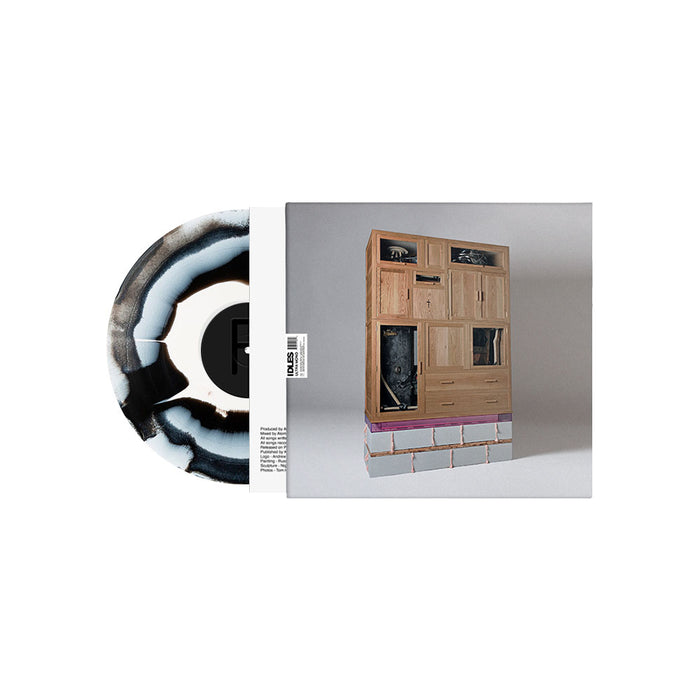 Idles Ultra Mono Limited Edition Vortex Vinyl LP Pre Order 25/09/20