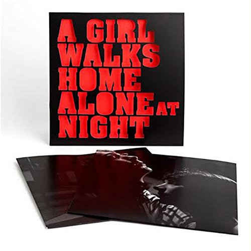 GIRL WALKS HOME ALONE AT NIGHT LP VINYL NEW 33RPM