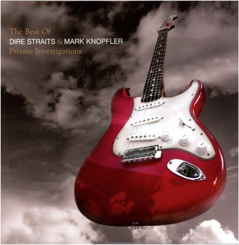 DIRE STRAITS & MARK KNOPFLER Best Of : Private Investigation Vinyl LP 2016
