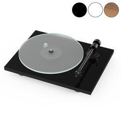 Pro-Ject T1 Bluetooth Piano Black Turntable