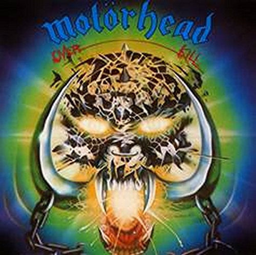 MOTORHEAD OVERKILL LP VINYL NEW 33RPM 2015 REISSUED