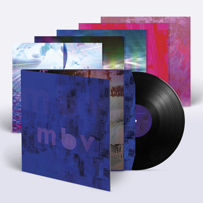 my bloody valentine m b v Vinyl LP Deluxe Due Out 21/05/21