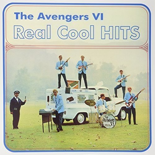 AVENGERS VI Real Cool Hits VINYL LP NEW 2014