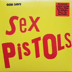SEX PISTOLS God Save LP Vinyl NEW Ltd Ed Remastered RSD 2017