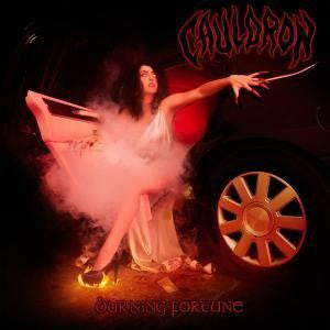 CAULDRON TO BURNING FORTUNE [2011] HEAVY LP VINYL NEW 33RPM