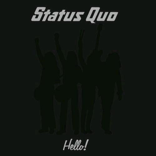 STATUS QUO HELLO! 1973 DELUXE 180 GM LP VINYL 33RPM HARD NEW