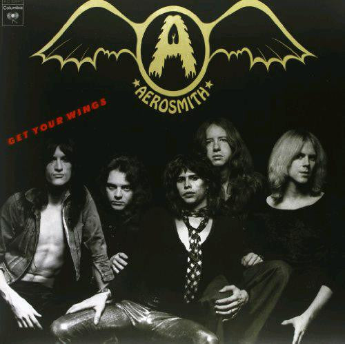 AEROSMITH GET YOUR WINGS LP VINYL 33RPM 2013 NEW