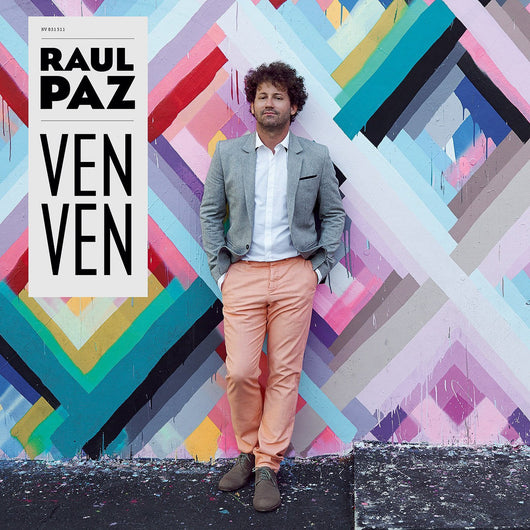 RAUL PAZ VENVEN LP VINYL 33RPM NEW