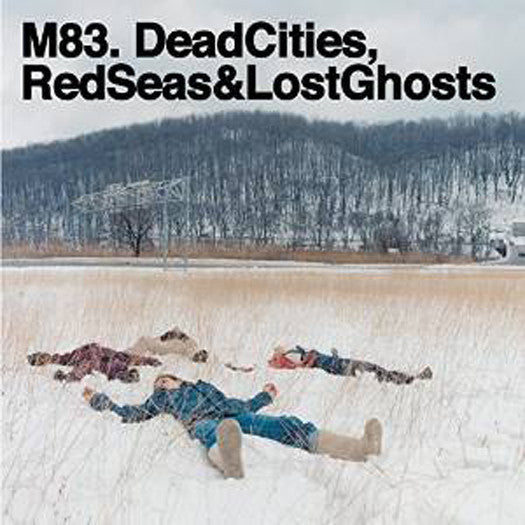 M83 DEAD CITIES RED SEAS AND LOST GHOSTS LP VINYL NEW 33RPM NEW