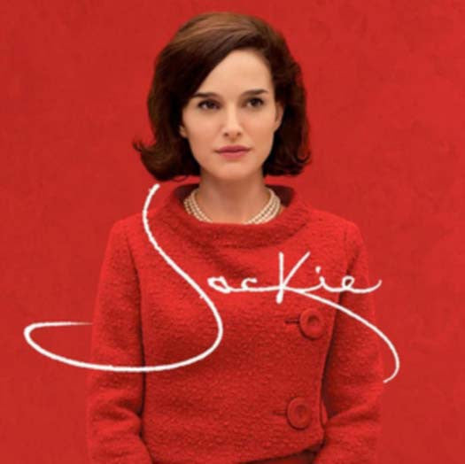 JACKIE Soundtrack MICA LEVI LP Vinyl 180gm NEW