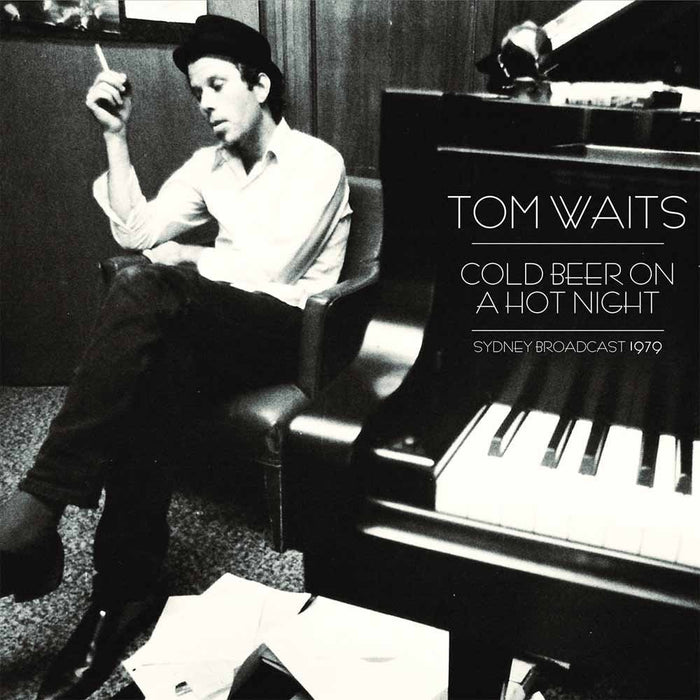 TOM WAITS Cold Beer On A Hot Night Sydney Broadcast 2LP Vinyl NEW 2017