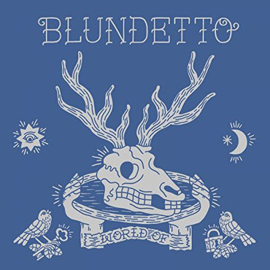BLUNDETTO WORLD OF LP VINYL NEW 33RPM2015
