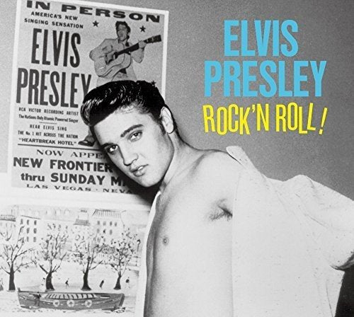 Elvis Presley Rock N Roll Vinyl LP New 2017