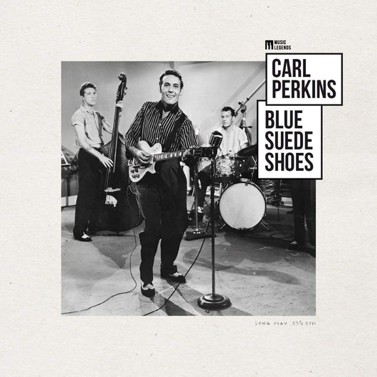 Carl Perkins Blue Suede Shoes Vinyl LP New 2018