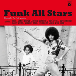 Funk All Stars Vinyl LP New Pre Order 07/12/18