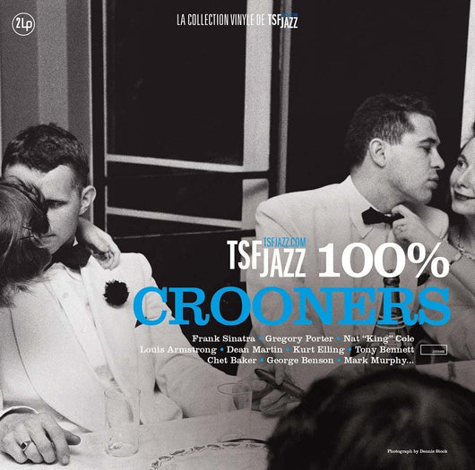 Collection TSF Jazz 100% Crooners Vinyl LP New Pre Order 26/10/18