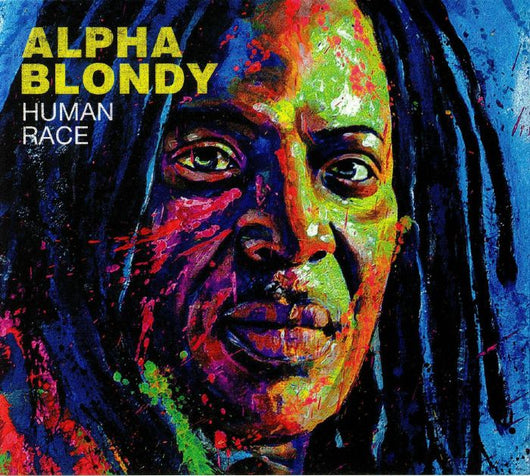 Alpha Blondy Human Race Vinyl LP New 2018