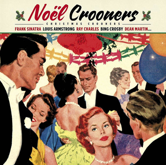 Noel Crooners Vinyl LP New 2018