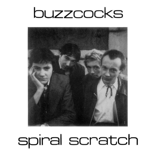 BUZZCOCKS Spiral Scratch 7