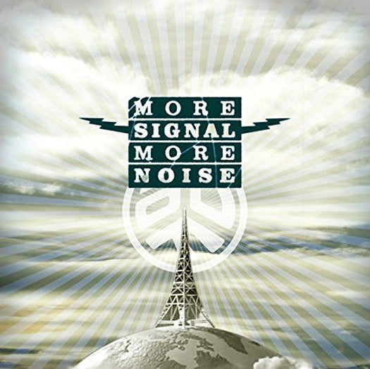 MORE SIGNAL MORE NOISE ASIAN DUB FOUNDATION LP VINYL NEW 33RPM