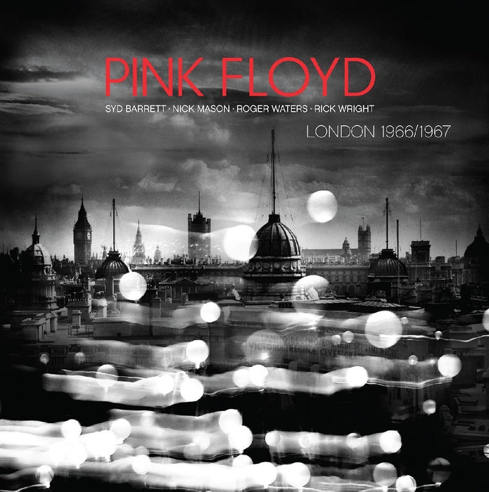 PINK FLOYD London 1966-1967 LP Vinyl NEW