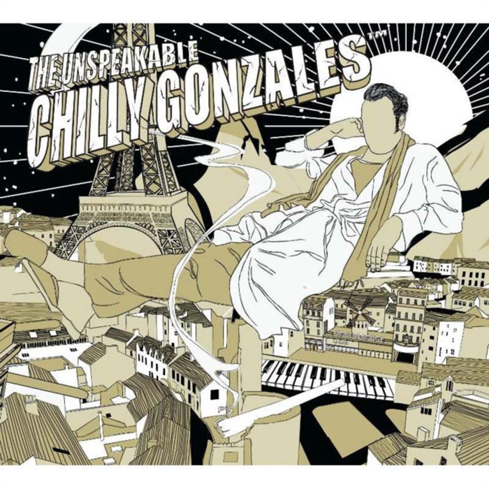 CHILLY GONZALES The Unspeakable Chilly Gonzales LP Vinyl NEW