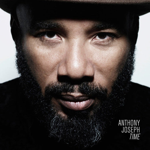 ANTHONY JOSEPH TIME LP VINYL 33RPM NEW 2014