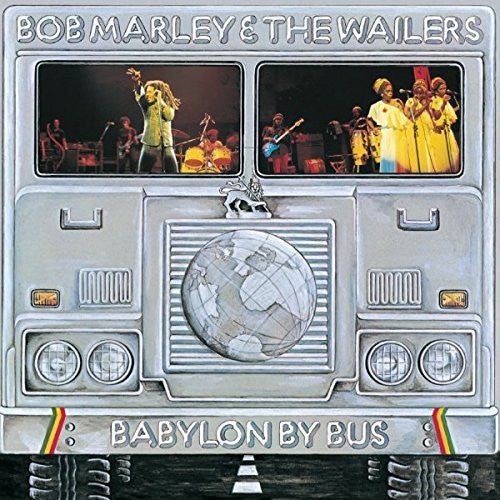BOB MARLEY AND THE WAILERS BABYLONG BY BUS LP VINYL NEW 33RPM