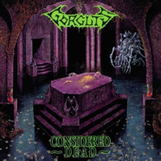 GORGUTS CONSIDERED DEAD LP VINYL NEW