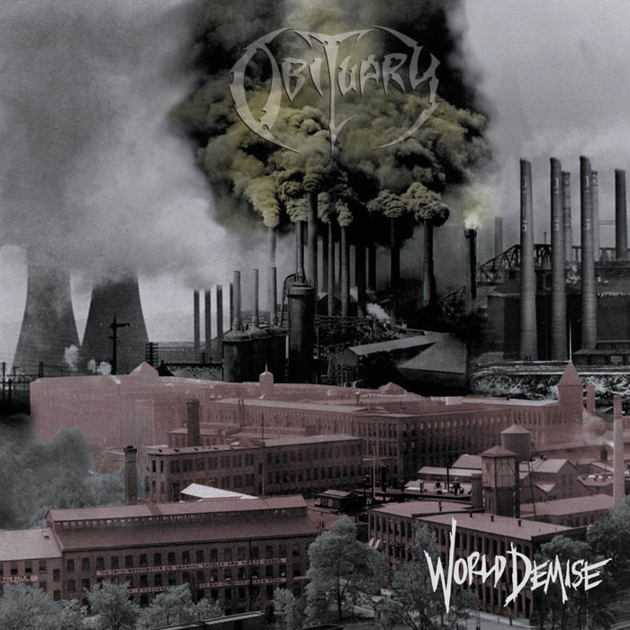 Obituary World Demise Double Vinyl LP New 2019