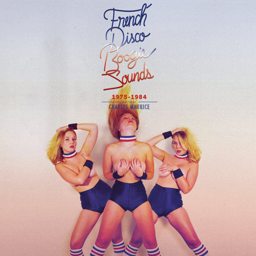 CHARLES MAURICE FRENCH DISCO BOOGIE SOUNDS 1975-1984 LP VINYL NEW (US)
