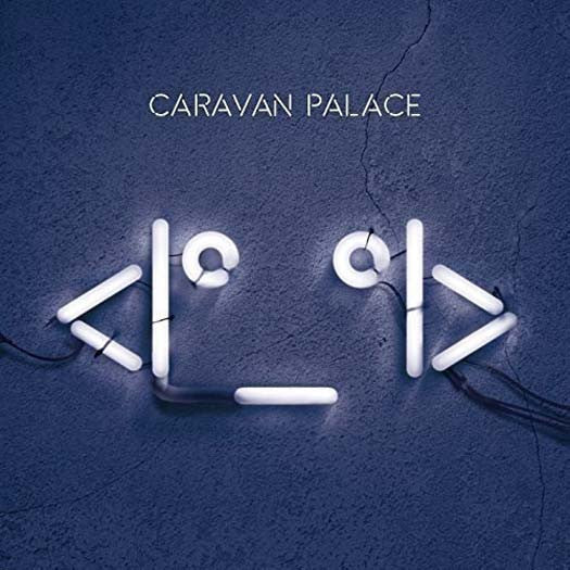 CARAVAN PALACE <IO_OI> DOUBLE LP VINYL NEW 45RPM