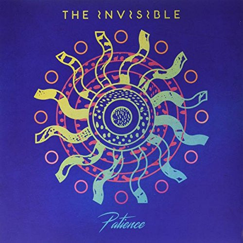 The Invisible PATIENCE LP Vinyl NEW Indies Only COLOURED