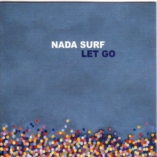 NADA SURF LET GO LP VINYL NEW 33RPM