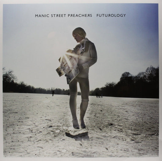 MANIC STREET PREACHERS FUTUROLOGY LP VINYL NEW 33RPM