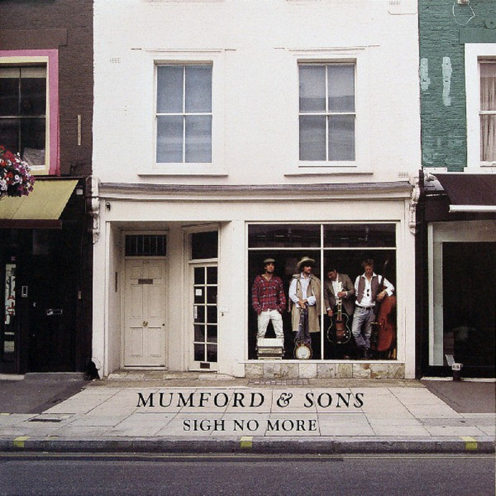 Mumford & Sons Sigh No More Vinyl LP 2009