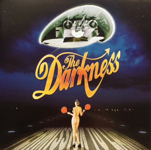 The Darkness ‎Permission To Land Vinyl LP New 2003